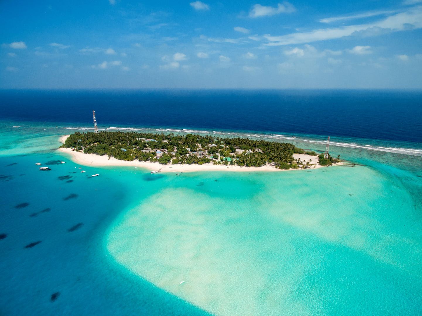 best local island maldives